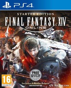 Final Fantasy XIV Online Starter Edition ps4 £7.99 @ game