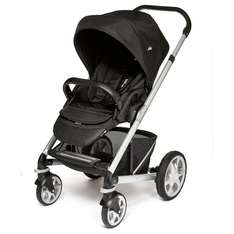 Joie Chrome Plus Colour Pack in Black Carbon @ BABIERUS £9.96