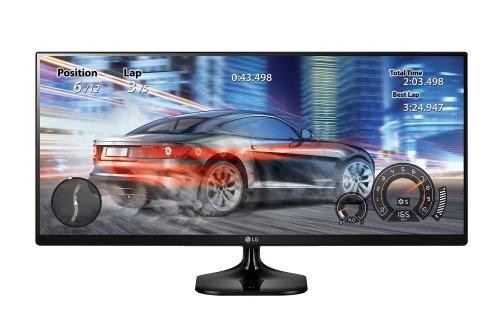 LG 25UM58-P UltraWide 25-Inch 21:9 FHD IPS Monitor Display - £129.99 @ Amazon