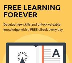 Free Ebook everyday from Packt publishing