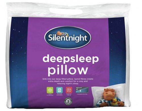 Silentnight Deep Sleep Pillow £3.49 @ Argos