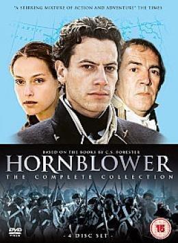 Hornblower Season 1-3 for £3.99 on iTunes