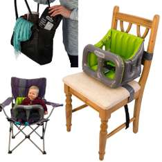 Airtushi Inflatable Travel Chair Booster Seat £15.00 at Tesco Direct