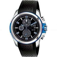 Citizen Men's Drive Chronograph Eco-Drive Watch, £80 from h.samuel