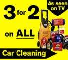 3 for 2 on Car Cleaning products @ Halfords