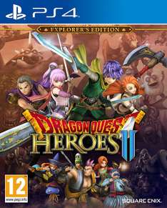 Dragon Quest Heroes II Explorers Edition £19.99 / Sébastien Loeb Rally EVO £9.99 / ArmaGallant: Decks of Destiny £9.99 (PS4) Delivered @ GAME (Amazon Matched)