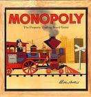 Nostaglia Monopoly Wooden Board Game -Real wooden house/hotels  was £29.99 now half price