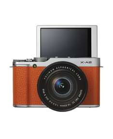 FUJIFILM X-A2 Kit (XC16-50mm mkII Lens) Refurbished £199 @ Fujifilm