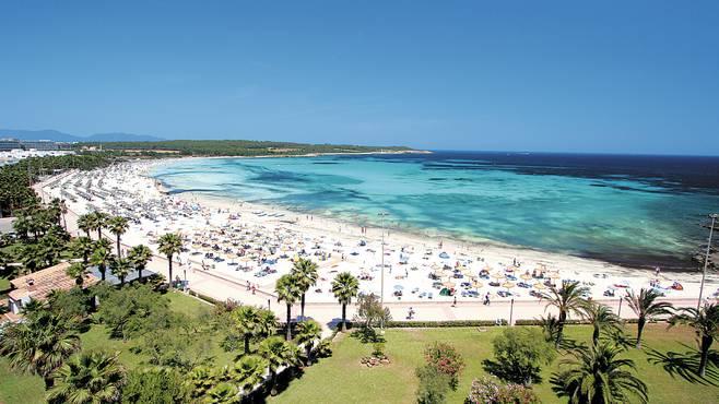 1 Week Holiday to Majorca - 4* TUI Family Life Hotel - Return Flights, bags & Transfers - £86pp (Based on 4)