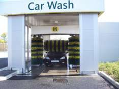 Morrison's car wash reduced - now from £1