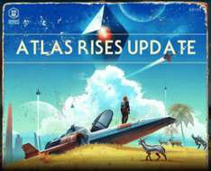 No Man's Sky (full game download) - PS4 / PS4 Pro - (includes New Atlas Rises Update) £9.99 @ PSN Store UK