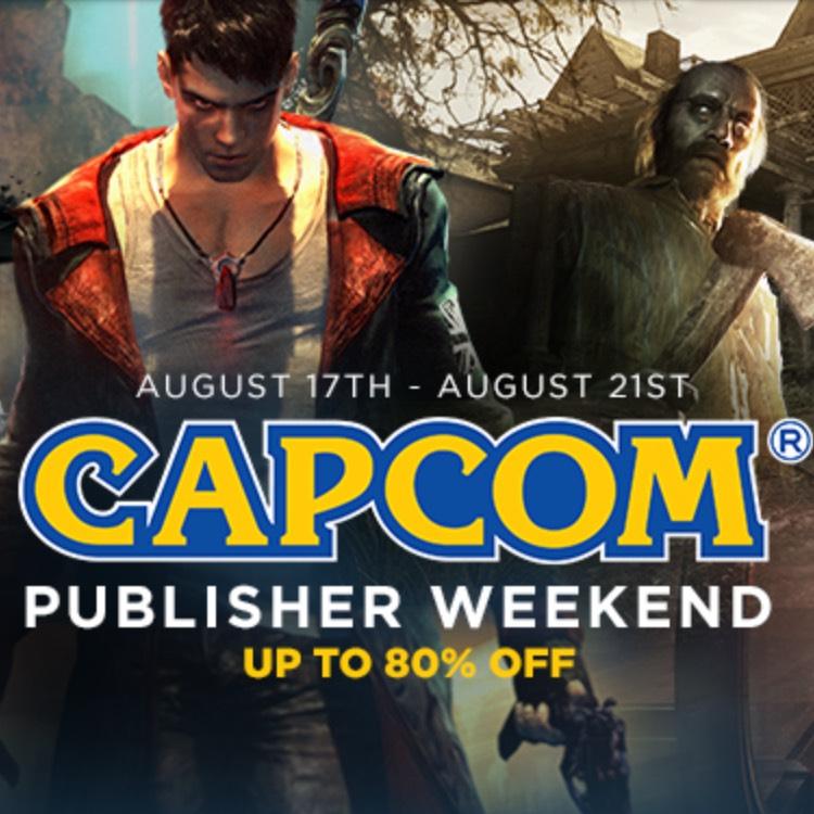 Resident Evil 4 – Steam – Capcom Sale - Steampowered