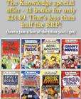 The Knowledge 13 books for £24.99 delivered