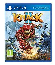 Knack 2 on PS4 pre-order - £22.85 at simplygames