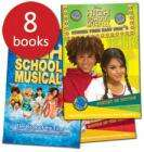 High School Musical set of 8 books £9.99 @ The Book People