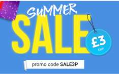 £3 off spending £50 and more on gift card at Zeek
