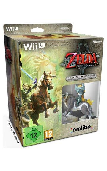 Zelda: Twilight Princess HD inc Wolf Link amiibo £36.25 @ Argos