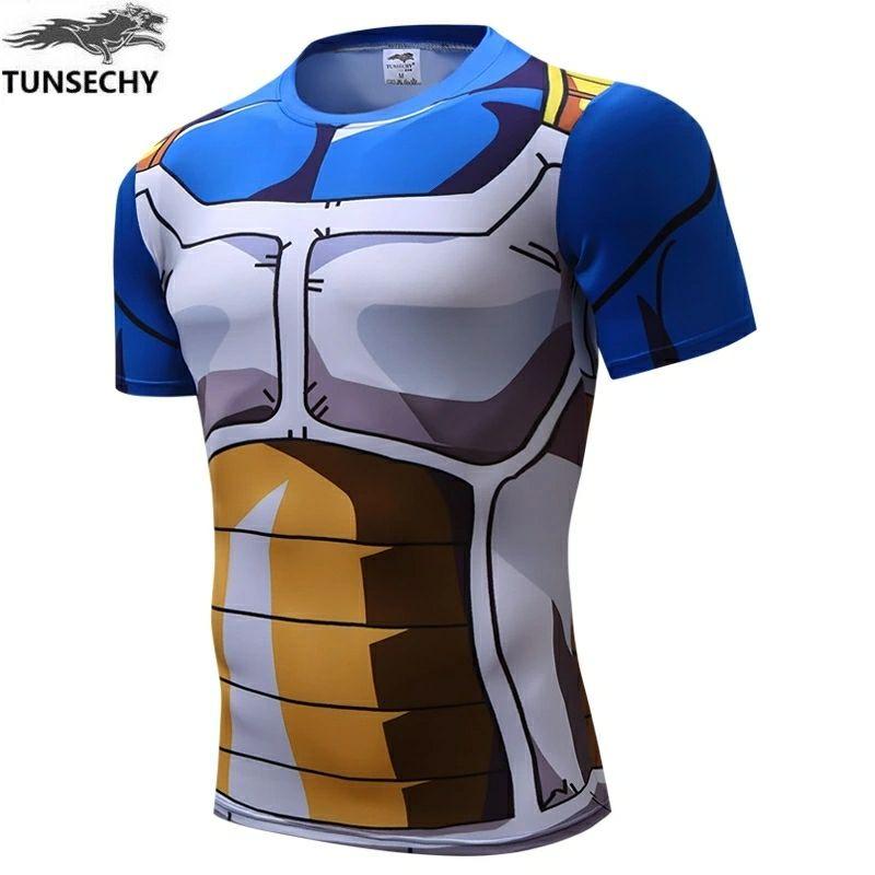 Dragon Ball T-shirts £4.62 @ Aliexpress