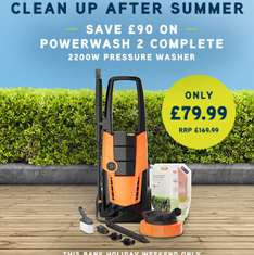 VAX PowerWash - £79.99