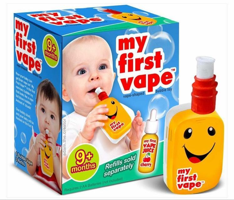 My First Vape - 2 for £15 instore @ Argos discount deal