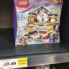 Lego Friends Ice Rink 5 Less Than Amazon 1749 At Tesco Coventry
