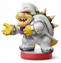 Bowser (Wedding outfit) Amiibo: Super Mario Odyssey Pre-Order £10.99 @ Amazon