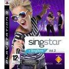 Singstar PS3 vol 2 (7.99) & PS3 Buzz the Quiz - no buzzers (4.99) @ Comet