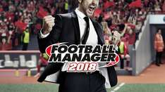 Preorder Football Manager 2018 - £28.49 via steam before 9th October and get 25% off if you have FM2017 in your library