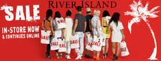 River Island Women Sale - Over 50% off on selected items
