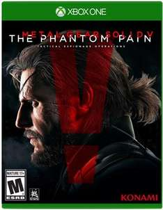 (Xbox One) Metal Gear Solid 5 The Phantom Pain - Open box £7.99 delivered @ Student Computers
