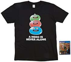 Dragon Quest Heroes II : T Shirt Edition (PS4) @ GAME - £17.99
