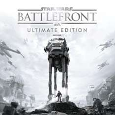 Star Wars Battlefront Ultimate edition (PS4) £3.99 @ psn