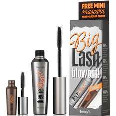 20% Off Approx 9000 Beauty Products with code + Free Delivery @ Look Fantastic ie Benefit Big Lash Blowout Mascara (8.5g + 4g mini Free) now £16.40 Del + more in OP