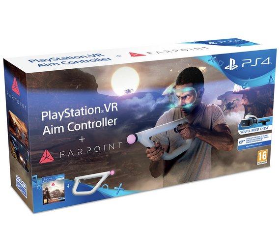 PSVR Farpoint Bundle - £55 @ Argos