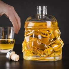 40% off The Original Stormtrooper Decanter - £13.19 (+ £3.99 standard delivery) @ The Fowndry