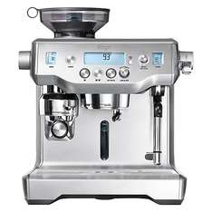 Sage By Heston Blumenthal The Oracle™ Espresso Coffee Machine, Silver (and Black) £1195 @ John Lewis