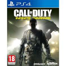 Call of Duty: Infinite Warfare (PS4/Xbox One) £8.95 Delivered @ The Game Collection