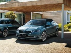 Skoda Octavia 2018 model 1.0TSI 115PS SE Technology 23 x £145 per month with £999 initial deposit 10k annual mileage @ Simpsons Skoda