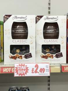 Ready for Easter? Thorntons Classic Collection Easter Egg - £2.49 @ Fulton Foods