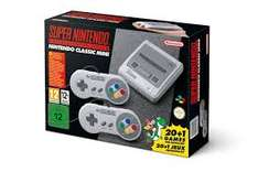 How to Preorder The SNES Mini £79.99 on game