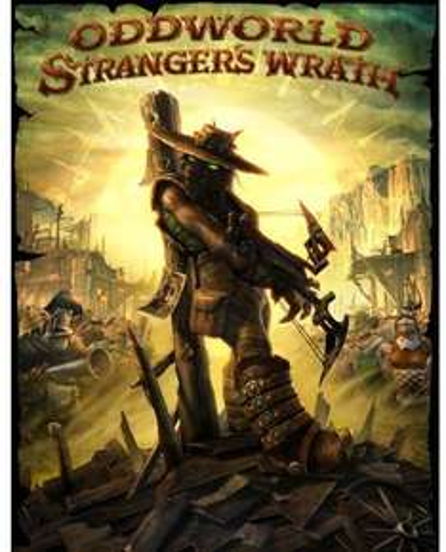 Oddworld: Stranger's Wrath & Oddworld: Munch's Oddysee 89p each on Google Play (down from £2.79 each)