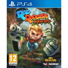 [PS4] Rad Rodgers: World One - £10.03 - Gamescentre