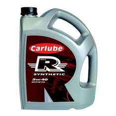 Triple R 5W40 5l Oil from GSF Car Parts -  £13.31 delivered with code