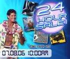 CD-WOW: 24hr countdown sale - starts at 10 am