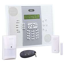 Abus Privest FUAA30000 Radio-Controlled Alarm System Basic Package PolyGuard 37203 £104.98 @ Amazon