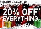20% Off Everything @ Kitbag! Ends Thursday!!!