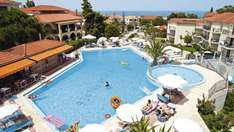 From London: 7 Nights Self Catering at Katerina Palace Studio, Zante, Greece Tues 1st May 2018 £442 including flights & transfers (Based on 2 pers - £221pp - £75pp deposit) @ Thomson