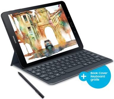 Free Keyboard cover WBW Samsung Galaxy Tab S3