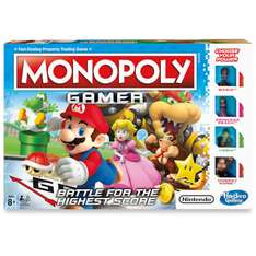 Monopoly - Gamer Edition + Nintendo Tee (61 to choose from)  - £29.99 delivered @ Zavvi