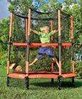 My First Trampoline and Enclosure £12.19 (was £49.99) @ Homebase